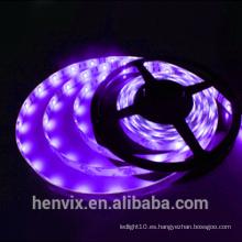 Alto lumen impermeable smd5050 color digital ideal dc 5v llevó tiras