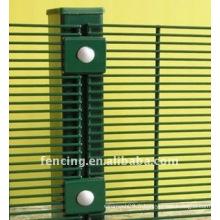 Clôture de sécurité soudée anti-escalade (fabricant)