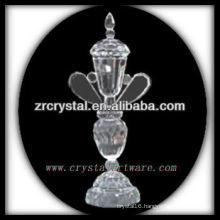 attractive design blank crystal trophy X016