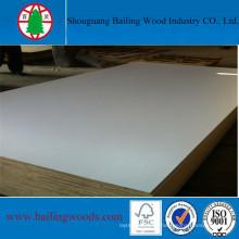 15mm Melamine Faced Blockboard for Furniture Use