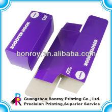 Empresa de caixa de presente personalizada impressa em offset