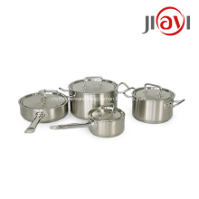Hot Sale 5PCS Stainless Steel Kitchen Pots