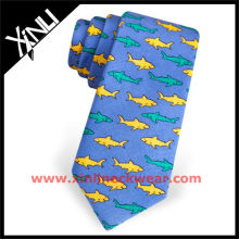 Custom Design Printed Anime Necktie