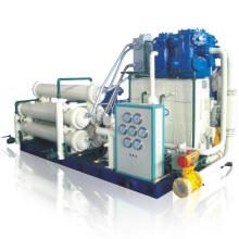 high pressure gas 200 bar cng compressor in china