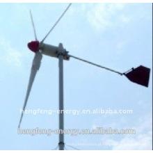 poder de alimentação de gerador de vento magnético permanente