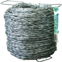 Customized PVC Coated Barbed Wire as Security Fence for Airport and Military Base on Amazon & Ebay