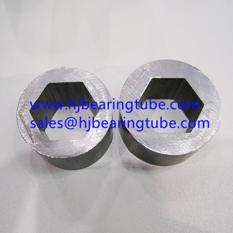 inner hexagonal metal tubing