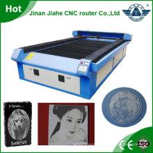 Maior trabalho tamanho cnc laser máquinas de corte de tecido 1325 com auto alimentação