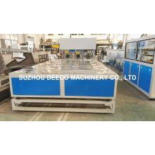 Machines expansibles de machine de belling de tuyau de PVC de doubles fours