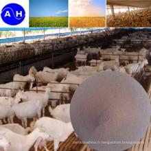 Volaille de qualité alimentaire au chélate d'acides aminés
