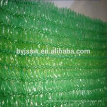 Filet vert d'ombre de Sun de jardin de haute qualité pour le marché de la Thaïlande
