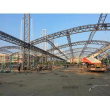 Galvanisierter Stahl-Gebäude-Licht-Messgerät-Stahl, der Binder bildet