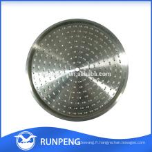 Pièces métalliques en acier inoxydable