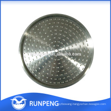 Steel Metal Stamping Round Plate Parts