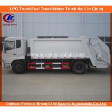 Dongfeng Ordures Compacteur Camion Garbage Compactor