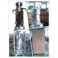 Machine de traitement à froid d'extrait d'huile de noix de coco contrôlée par rotation rapide de VFD