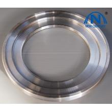 Forged carbon steel ring joint gaskets