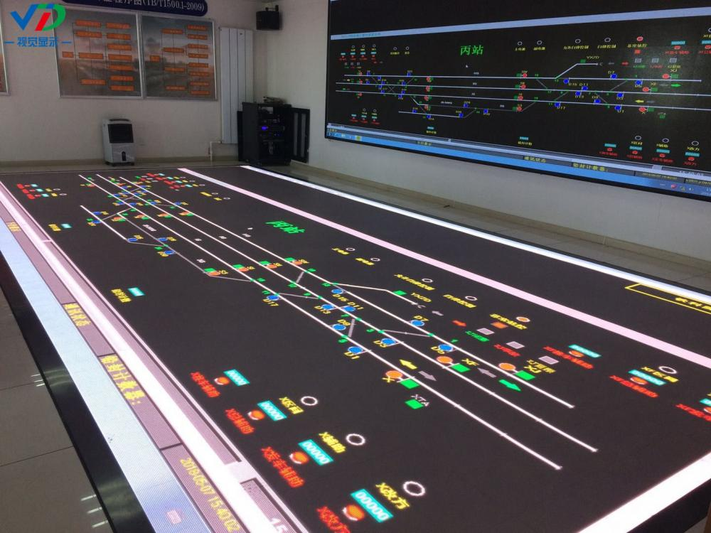 Dance Floor Led Display