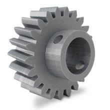 3D printing of aluminum turning metal parts