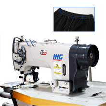 2 Needle Waistband Sewing Machine With Rear Wheel