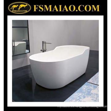 Bañera de superficie sólida de diseño nuevo (BS-8625)