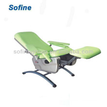 High Quality Manual Blood Donation Chair ,Blood Collection Chair