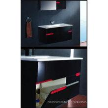 Meuble pour salle de bain (PC127-1FB-4 & PC127-2FB-4)
