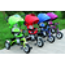 2015 Neues Modell heißes verkaufendes gutes Qualitätskindbaby-Dreirad, Baby-Spaziergängerfahrrad, dreirädriges Babyfahrrad
