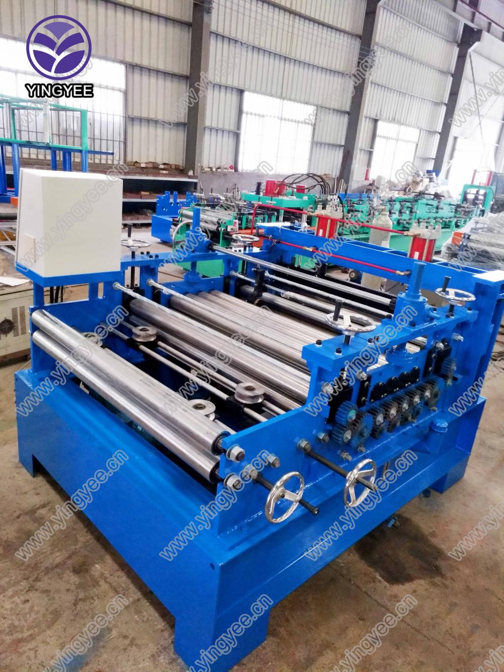 Cut To Length Machine From Yingyee003