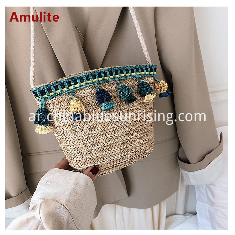 Women beach bag