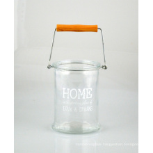 2015 Portable Glass Candle Holder
