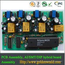 Assemblée de circuits de carte PCB Assemblée de bga pcb