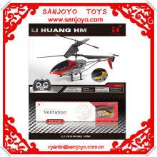 Helicóptero del cielo de la radio de LH112-2 3.5 CH w / gyro