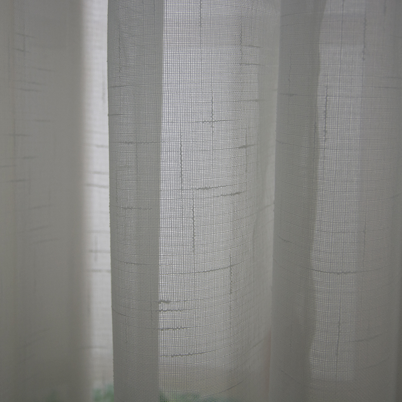 Popular Voile Sheer Curtain