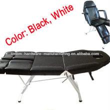 Vente chaude multifonctionnel Tattoo lit chaise maquillage studio chaise tabouret