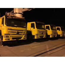 Sinotruk  10 Wheels HOWO Tractor Truck HW76