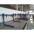 Máquina de cubierta de piso de chapa de acero de alta calidad