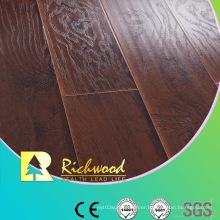 12.3mm E1 AC4 Embossed U-Grooved Waterproof Laminated Flooring