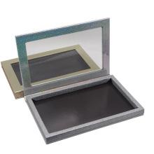 Magnetic palette eyeshadow case