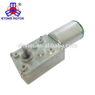 Motores de engranajes de 12v 5rpm o 60rpm Robotics