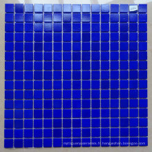 Mosaic Tiles Blue Glass Mosaic for Swimming Pool