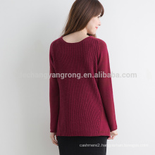 hot selling fashion autumn coat dress fabric knitted sweater
