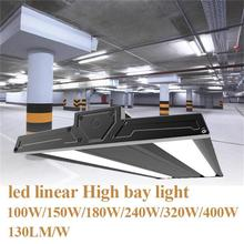 125lm/w LED Linear High Bay Light 100W