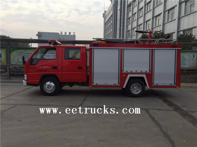 5 TON Dongfeng Fire Trucks