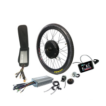 Changzhou Professional supplier 48v1000w electric bike bicycle kit with colorful display