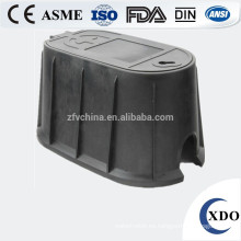 Plástico de 1/2 pulgada IT002 contador de agua exterior de polímero propeno proteger caja