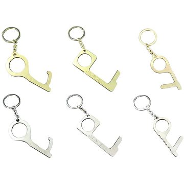 Keychain Brass Custom Key Chain Door Opener