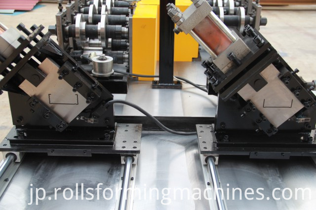 combined Metal Stud Cold Roll Machine (2)