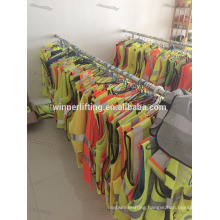 hi viz reflective vest safety vest
