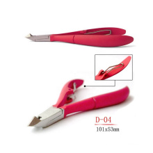 Stainless Steel Cuticle Scissor Trimmer Cuticle Nipper For Remove Dead Skin